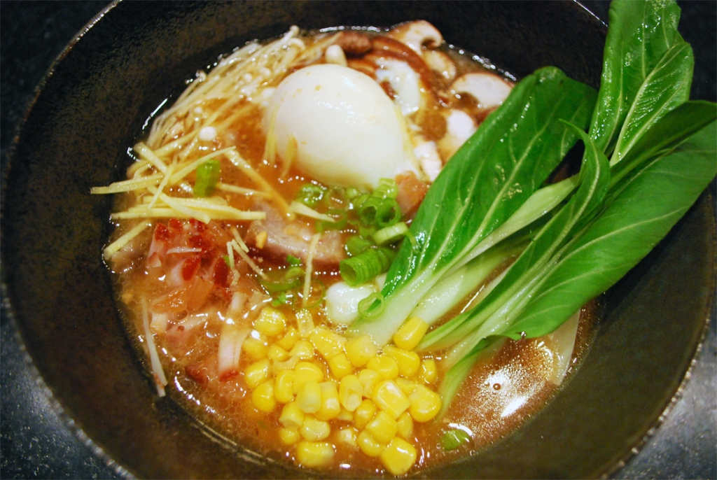 Bowl of Tonkotsu Miso Ramen | Fried Chicken Anonymous